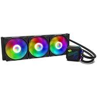 Silentium PC Navis EVO ARGB 360 AiO - Wasserkühlung