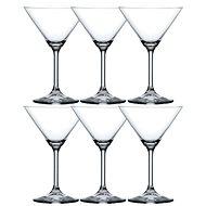 Crystalex Cocktailgläser LARA 210ml 6 Stück - Glas-Set