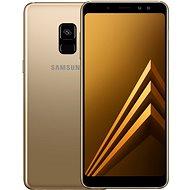 Samsung Galaxy A8 Duos Gold - Handy