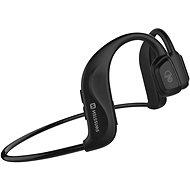 Swissten Bone Conduction Bluetooth schwarz - Kabellose Kopfhörer