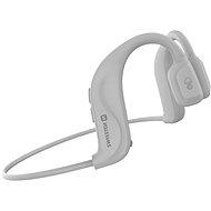 Swissten Bone Conduction Bluetooth weiß - Kabellose Kopfhörer