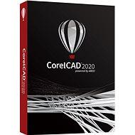 CorelCAD 2020 (BOX) - CAD/CAM Software