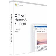 Microsoft Office 2019 Home und Student ENG (BOX) - Office-App
