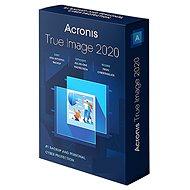 Acronis True Image 2019 CZ Upgrade für 1 PC (elektronische Lizenz) - Sicherungssoftware