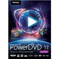 Cyberlink PowerDVD 17 Ultra (elektronische Lizenz) - Elektronische Lizenz