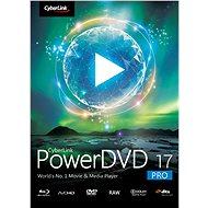 Cyberlink PowerDVD 17 Pro (elektronische Lizenz) - Elektronische Lizenz