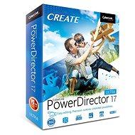 CyberLink PowerDirector 17 Ultra (elektronische Lizenz) - Elektronische Lizenz