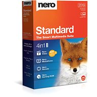 Nero 2019 Standard BOX - Brennsoftware