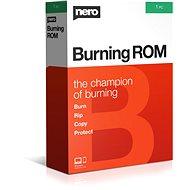 Nero Burning ROM (Elektronische Lizenz) - Brenner-software