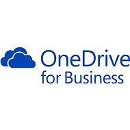 Microsoft OneDrive - Plan 1 (Monatsabonnement) für Unternehmen- enthält keine Desktop-Anwendung - Officesoftware
