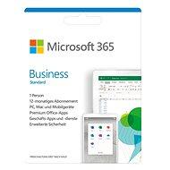 Microsoft 365 Business Standard (elektronische Lizenz) - Officesoftware