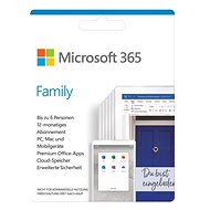 Microsoft 365 Family (BOX) - Officesoftware