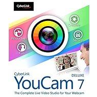 Cyberlink YouCam 7 Deluxe (elektronische Lizenz) - Elektronische Lizenz