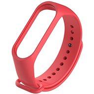 STX Mi Band 4 Silikon, rot - Uhrband