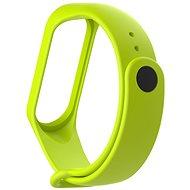 STX Mi Band 4 Silikon, gelb - Uhrband