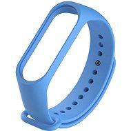 STX Mi Band 4 Silikon, blau - Uhrband