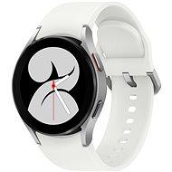Samsung Galaxy Watch 4 40 mm - silber - Smartwatch