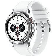 Samsung Galaxy Watch4 Classic 42 mm - silber - Smartwatch