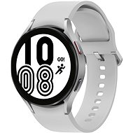 Samsung Galaxy Watch 4 44 mm - silber - Smartwatch
