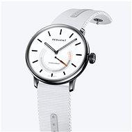 Sequent SuperCharger 2.1 Premium schneeweiß mit weißem Band - Smartwatch