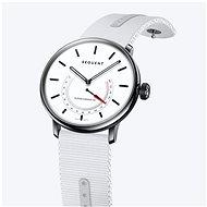 Sequent SuperCharger 2.1 Premium HR schneeweiß mit weißem Band - Smartwatch