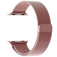 Tactical Loop Magnetic Metallarmband für Apple Watch 4 40mm Rose Gold - Armband