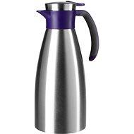 Tefal SOFT GRIP 1.5l Edelstahl violett - Thermosflasche