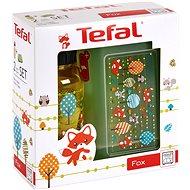 Tefal Set aus Glas und Flasche 0,4 l KIDS Yellow-Fox - Dose