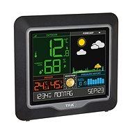 Funkwetterstation mit Farbdisplay TFA 35.1150.01 SAISON - Wetterstation