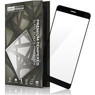 Schutzglas für Samsung A8 Black