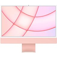 """iMac 24"""" M1 DE Pink - All In One PC"""