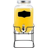 Toro Getränkespender mit Metallständer 3,9 Liter - Getränkeautomat