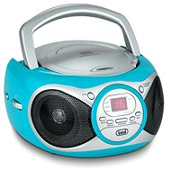 Trevi CD 512 TUR - Radio mit Kassettenrecorder