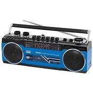 Trevi RR 501 BK BL - Radiorecorder