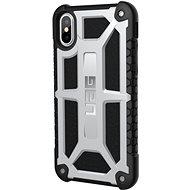 UAG Monarch Case Platinum iPhone X - Schutzhülle
