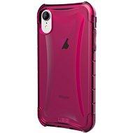 UAG Plyo Case Pink iPhone XR - Silikon-Schutzhülle