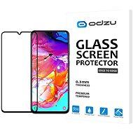 Odzu Glass Screen Protector E2E Samsung Galaxy A70 - Schutzglas