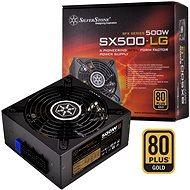 SilverStone SX500 500W SFX Series - PC-Netzteil