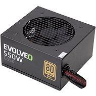 EVOLVEO G550 schwarz - PC-Netzteil