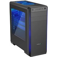 EVOLVEO T3 schwarz - PC-Gehäuse