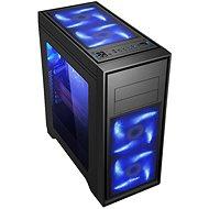 EVOLVEO T4 schwarz - PC-Gehäuse