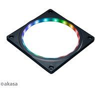 AKASA ARGB LED Zusatzrahmen für 12cm Lüfter / AK-LD08-RB - LED-Streifen