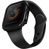 Uniq Valencia für Apple Watch 44mm Blush Gunmetal Grau - Schutzhülle
