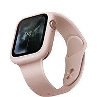 Uniq Lino für Apple Watch 44mm Blush Pink - Schutzhülle