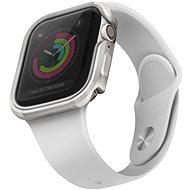 Uniq Valencia für Apple Watch 40mm Blush Titanium Silbern - Schutzhülle
