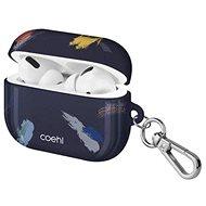 UNIQ Coehl Reverie für AirPods Pro blau - Kopfhörerhülle