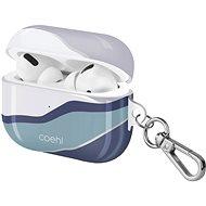 UNIQ Coehl CIel Pro AirPods Pro blau - Kopfhörerhülle