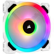 Corsair LL120 RGB 120mm Dual Light Loop White RGB LED PWM Fan - Single Pack - PC-Lüfter