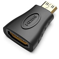 Vention Mini HDMI (M) to HDMI (F) Adapter schwarz - Adapter