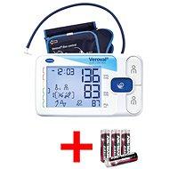 Hartmann Veroval Duo Control digitales Blutdruckmessgerät mit Comfort Air Manschette L 32 - 42 cm - Blutdruckmesser
